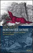 Cover-Bild zu Fréville, A F: Geschichte berühmter Hunde