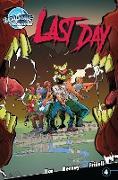 Cover-Bild zu Llor, Fernando: Last Day #4 (eBook)