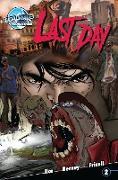 Cover-Bild zu Llor, Fernando: Last Day #2 (eBook)