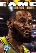 Cover-Bild zu Davis, Scott: FAME: LeBron James (eBook)