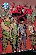Cover-Bild zu Llor, Fernando: Last Day #1 (eBook)