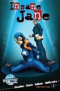 Cover-Bild zu Hunchar, Zach: Insane Jane: Doctors Without Patience #1 (eBook)
