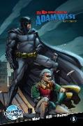 Cover-Bild zu West, Adam: Misadventures of Adam West: Dark Night #3 (eBook)