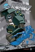 Cover-Bild zu Rafter, Dan: Gearz: Superficial #2 (eBook)