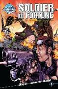 Cover-Bild zu Shapiro, Marc: Soldier Of Fortune: STEALTH #3 (eBook)