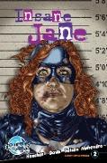 Cover-Bild zu Hunchar, Zach: Insane Jane: Doctors Without Patience #2 (eBook)