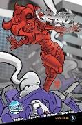 Cover-Bild zu Rafter, Dan: Gearz: Superficial #3 (eBook)
