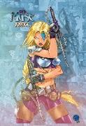 Cover-Bild zu Davis, Darren G.: 10th Muse: Justice: Trade Paperback (eBook)