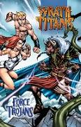 Cover-Bild zu Jones, Chad: Wrath of the Titans: Force of the Trojans: Trade Paperback (eBook)