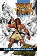 Cover-Bild zu Davis, Darren G.: Wrath of the Titans: Adult Coloring Book (eBook)