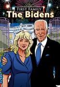 Cover-Bild zu Frizell, Michael: First Family: The Bidens (eBook)