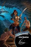 Cover-Bild zu Tartamella, Vinnie (Illustr.): TidalWave Artist Showcase: Vinnie Tartamella (eBook)