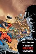 Cover-Bild zu Park, Andy (Illustr.): TidalWave Artist Showcase: A Tribute to Marvel Artists (eBook)