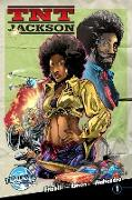Cover-Bild zu Frizell, Michael: TNT Jackson #1 (eBook)