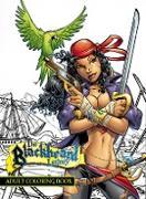 Cover-Bild zu Davis, Darren G.: Blackbeard Legacy: Adult Coloring Book (eBook)