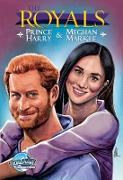 Cover-Bild zu Frizell, Michael: Royals: Prince Harry & Meghan Markle (eBook)