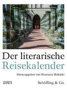 Cover-Bild zu Der literarische Reisekalender 2021