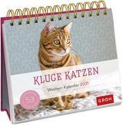 Cover-Bild zu Kluge Katzen 2021