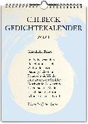 Cover-Bild zu C.H. Beck Gedichtekalender