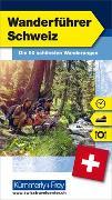 Cover-Bild zu Hallwag Kümmerly+Frey AG (Hrsg.): Schweiz Wanderführer