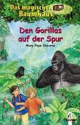 Cover-Bild zu Pope Osborne, Mary: Das magische Baumhaus 24 - Den Gorillas auf der Spur
