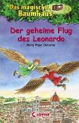 Cover-Bild zu Pope Osborne, Mary: Das magische Baumhaus 36 - Der geheime Flug des Leonardo