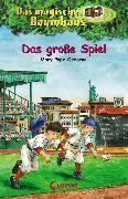 Cover-Bild zu Osborne, Mary Pope: Das magische Baumhaus 54 - Das große Spiel (eBook)
