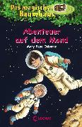 Cover-Bild zu Osborne, Mary Pope: Das magische Baumhaus 8 - Abenteuer auf dem Mond (eBook)
