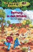 Cover-Bild zu Pope Osborne, Mary: Das magische Baumhaus 18 - Rettung in der Wildnis