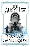 Cover-Bild zu Sanderson, Brandon: The Alloy of Law