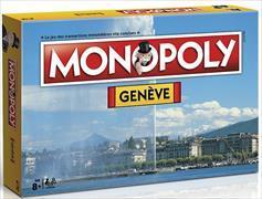 Cover-Bild zu Monopoly Genève