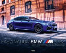 Cover-Bild zu Stein, Constantin (Fotograf): Faszination BMW M-Modelle 2022