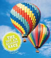 Cover-Bild zu Bach, Rachel: The Hot Air Balloon Race