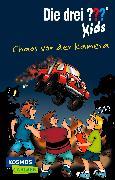 Cover-Bild zu Blanck, Ulf: Die drei ??? Kids 4: Chaos vor der Kamera