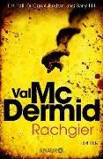 Cover-Bild zu Mcdermid, Val: Rachgier (eBook)