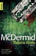 Cover-Bild zu McDermid, Val: Tödliche Worte (eBook)
