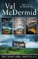 Cover-Bild zu McDermid, Val: Val McDermid 3-Book Thriller Collection: The Mermaids Singing, The Wire in the Blood, The Last Temptation (Tony Hill and Carol Jordan) (eBook)