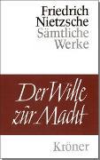 Cover-Bild zu Nietzsche, Friedrich: Der Wille zur Macht