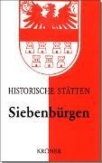 Cover-Bild zu Roth, Harald (Hrsg.): Handbuch der historischen Stätten Siebenbürgen