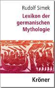 Cover-Bild zu Simek, Rudolf: Lexikon der germanischen Mythologie