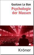 Cover-Bild zu Le Bon, Gustave: Psychologie der Massen