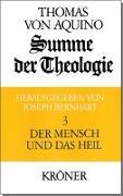 Cover-Bild zu Thomas von Aquin: Summe der Theologie / Der Mensch und das Heil