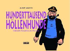 Cover-Bild zu Algoud, Albert: Hunderttausend Höllenhunde