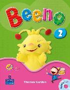 Cover-Bild zu Gordon, Thomas: Beeno 2 Student Book with CD