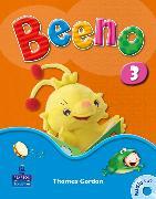 Cover-Bild zu Gordon, Thomas: Beeno 3 Student Book with CD