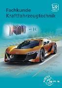 Cover-Bild zu Fachkunde Kraftfahrzeugtechnik von Brand, Mona