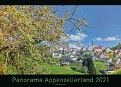 Cover-Bild zu Panorama Appenzellerland 2022 von Steiner, Marcel (Fotograf)