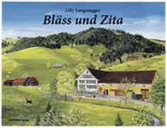 Cover-Bild zu Bläss und Zita von Langenegger, Lilly