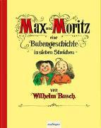 Cover-Bild zu Max und Moritz von Busch, Wilhelm