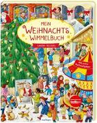 Cover-Bild zu Mein Weihnachts-Wimmelbuch von Reckers, Sandra (Illustr.)